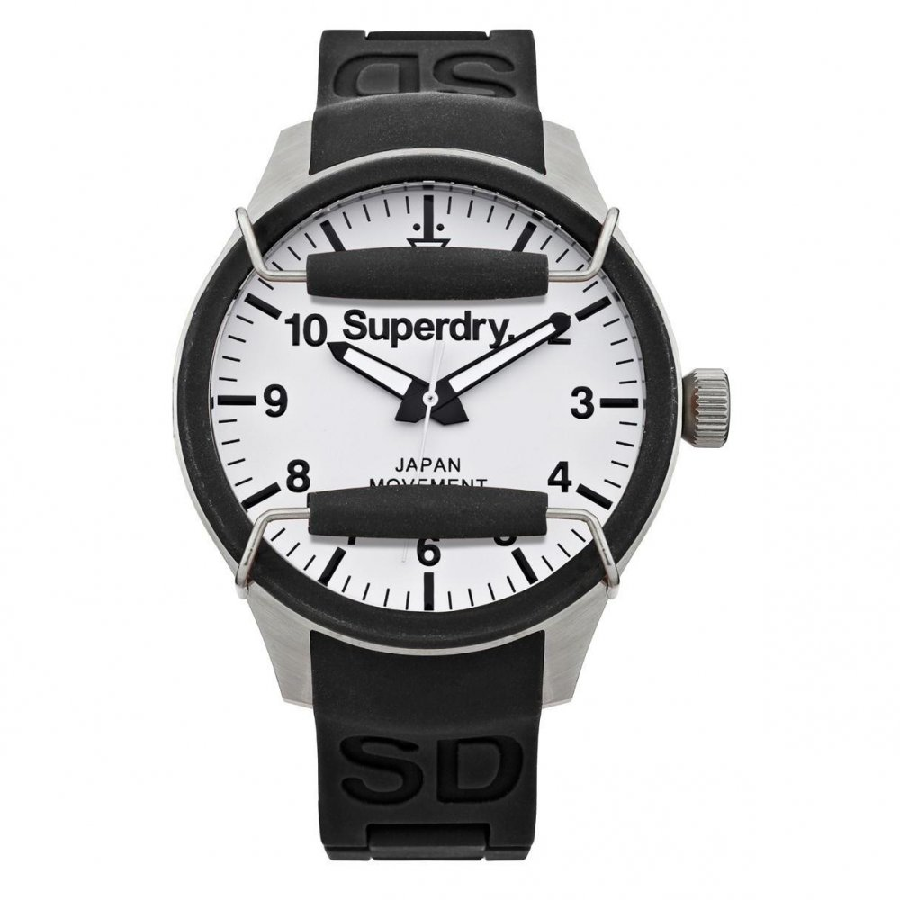 Superdry Men's Scuba Watch SYG124W