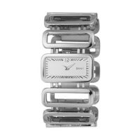 DKNY Ladies Stainless Steel Open NY3788