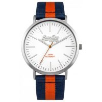 Superdry Oxford Blue Fabric Strap SYG183UO