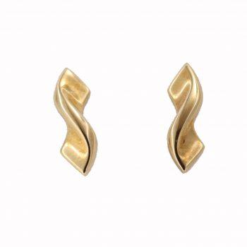 Σκουλαρίκια Χρυσά Κ14 Καρφωτά ΣΓ10023