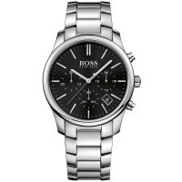 Hugo Boss Time-One Men's Stainless Steel Chronograph 1513433