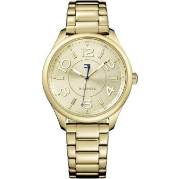 Tommy Hilfiger Women's Quartz Stainless Steel Casual Watch 1781673