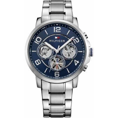Tommy Hilfiger Keagan Multifunction Stainless Steel Bracelet 1791293