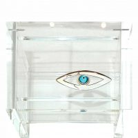 Θήκη Για Κάρτες Μάτι Πλεξιγκλάς Χειροποίητο ΔΣ1140