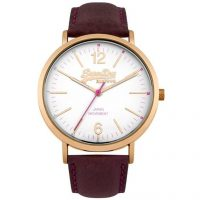 Superdry Oxford Leather Strap SYL194V