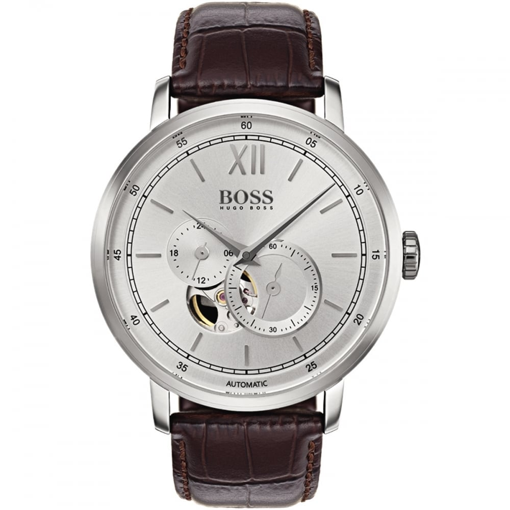 Hugo Boss Gents Automatic Watch 1513505