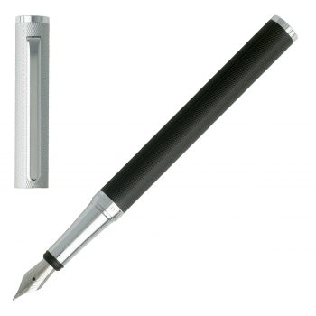 Πένα Hugo Boss Stainless Steel Fountain Pen HSV7642
