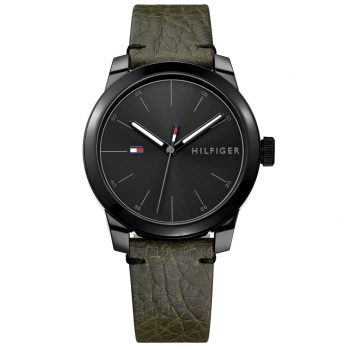 Tommy Hilfiger Denim Leather Strap 1791395