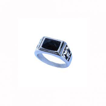 Δαχτυλίδι Ατσάλινο Με Όνυχα ΔΟ55020
