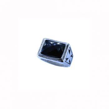 Δαχτυλίδι Ατσάλινο Με Όνυχα ΔΟ55030