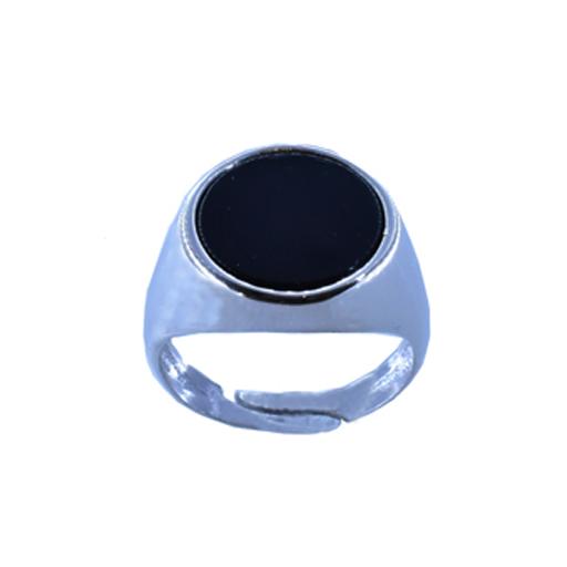 Δαχτυλίδι Ατσάλινο Με Όνυχα ΔΟ55040
