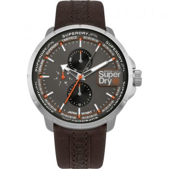 Superdry Mens Kyoto Ranger Watch SYG218T