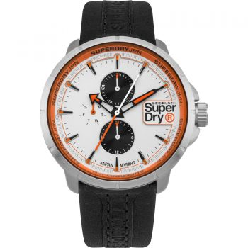 Superdry Mens Kyoto Ranger Watch SYG218WB