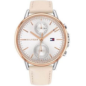 Tommy Hilfiger Carly Leather Strap 1781913
