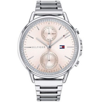 Tommy Hilfiger Carly Stainless Steel 1781917
