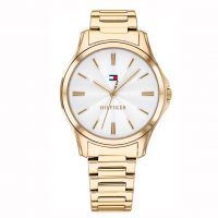 Tommy Hilfiger Lori Gold Stainless Steel 1781950