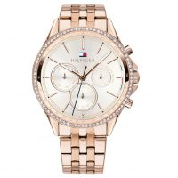 Tommy Hilfiger Ari Crystals Rose Gold 1781978