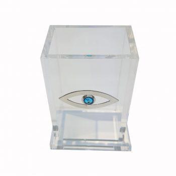 Μολυβοθήκη Μάτι Πλεξιγκλάς Χειροποίητο ΔΣ1137