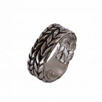 Δαχτυλίδι Αντρικό Ατσάλινο ΔΟ54030