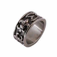 Δαχτυλίδι Αντρικό Ατσάλινο ΔΟ54055